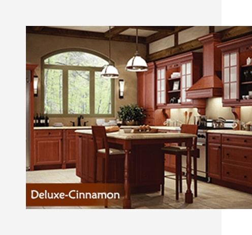 Deluxe Cinnamon