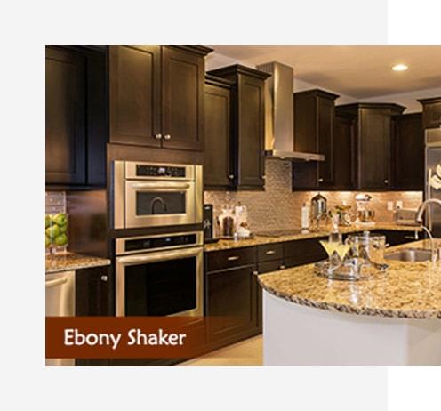 Ebony Shaker