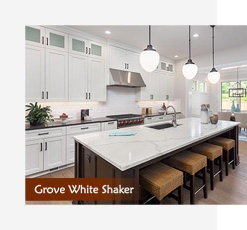 Grove White Shaker