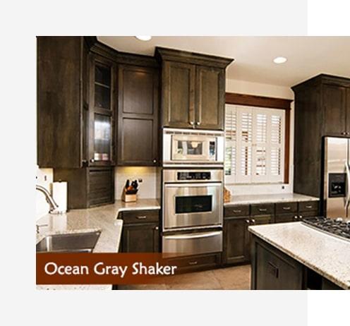 Ocean Gray Shaker