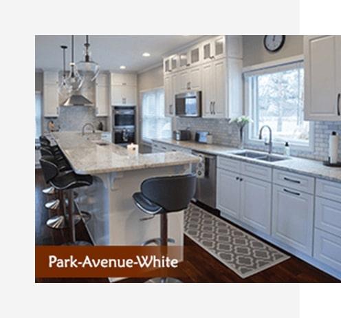 Park Avenue White