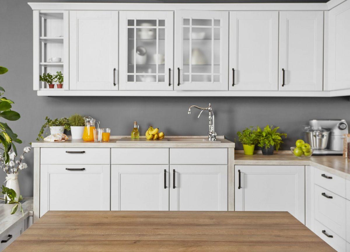 Exceptionnel Fine Kitchen Cabinet